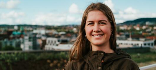 Lenes ide kan spare Høyskolen Kristiania fra å bruke over en halv million kopper i året