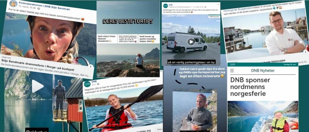 – Fjorårets kampanje traff nordmenn og bedrifter rett i hjertet. Det samme ser vi i år også