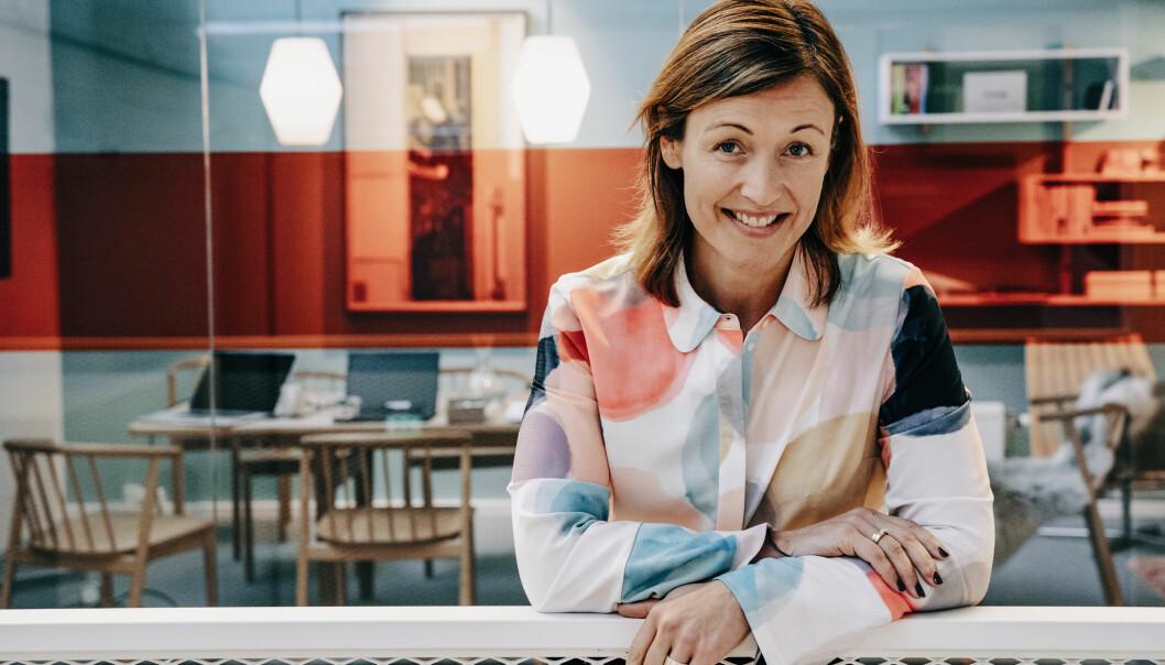 Direktør i Kulturrådet, Kristin Danielsen, jakter ny kommunikasjonsrådgiver. Nå har hun 63 kandidater å velge mellom.