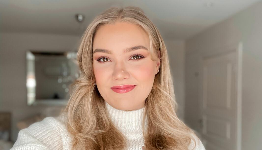 Isabelle Ingvaldsen (20) fra Tønsberg studerer Reklame og merkekommunikasjon ved Fagskolen Kristiania i Oslo.