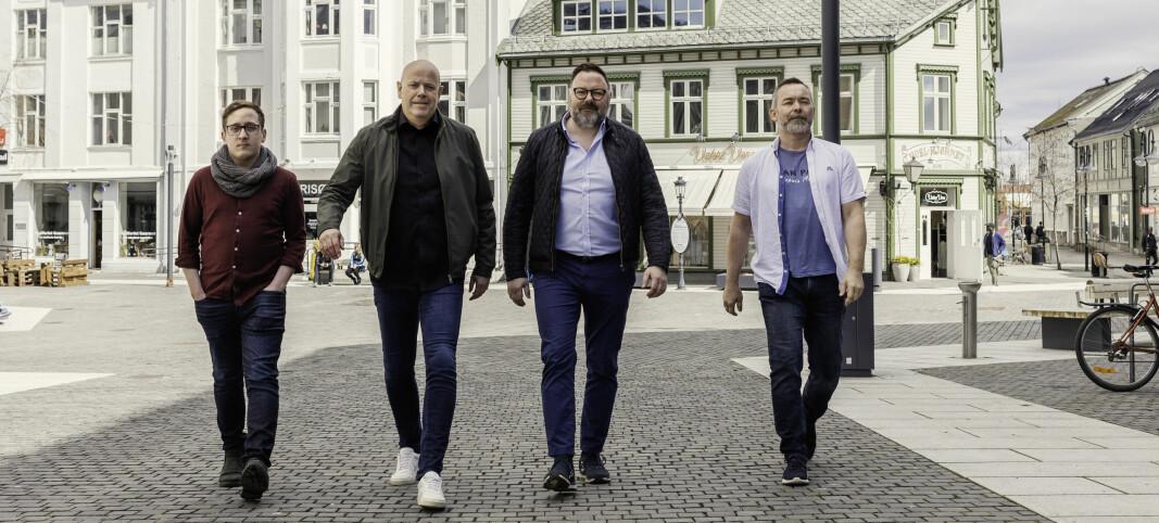 Starter opp byrå i Harstad: – Gleder oss stort til å komme skikkelig i gang