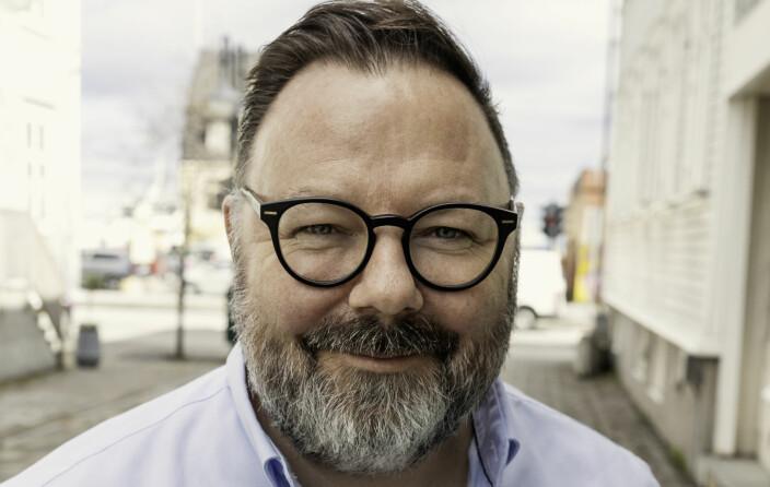 Dan Olsen er daglig leder i det ferske byrået Magnet.