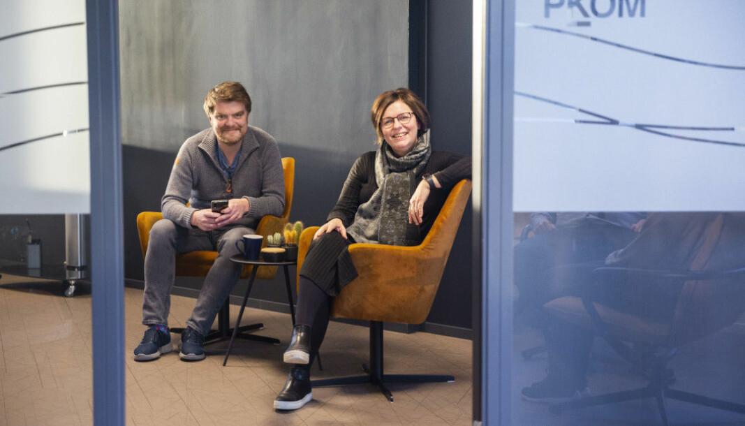 Kommunikasjonsbyrået PKOM feirer i disse tider 25-årsjubileum. Torkil Marsdal Hanssen og daglig leder Turid Hatling Finne er stolt over arbeidet de har lagt bak seg, og ser fram til tiden som kommer.