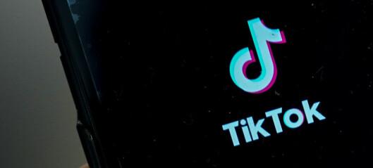 Forskere mener TikTok-videoer gir unge tics