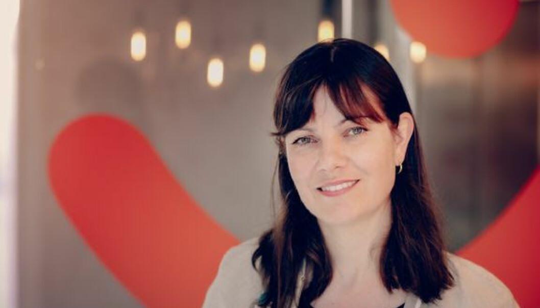 Hilde-Kristin Norddal blir konserndirektør i Amedia