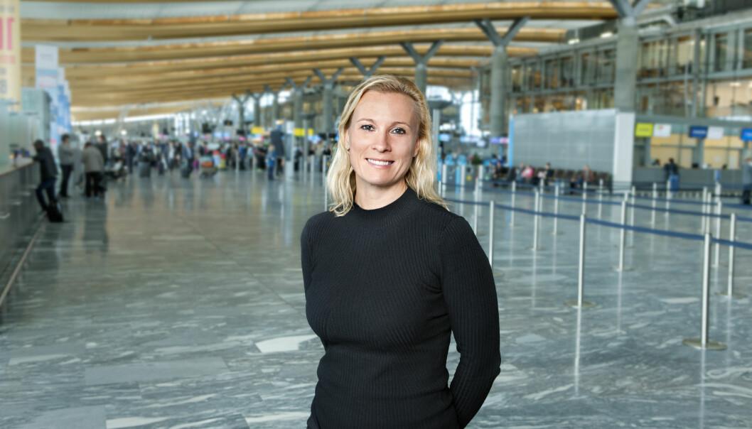Gurli Høeg Ulverud er ansatt som ny kommunikasjonsdirektør i Møller Mobility Group (MMG).