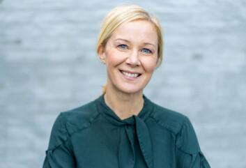 Markedsdirektør i Storebrand Camilla Haveland