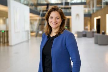 Kommunikasjonsdirektør Margrethe Assev