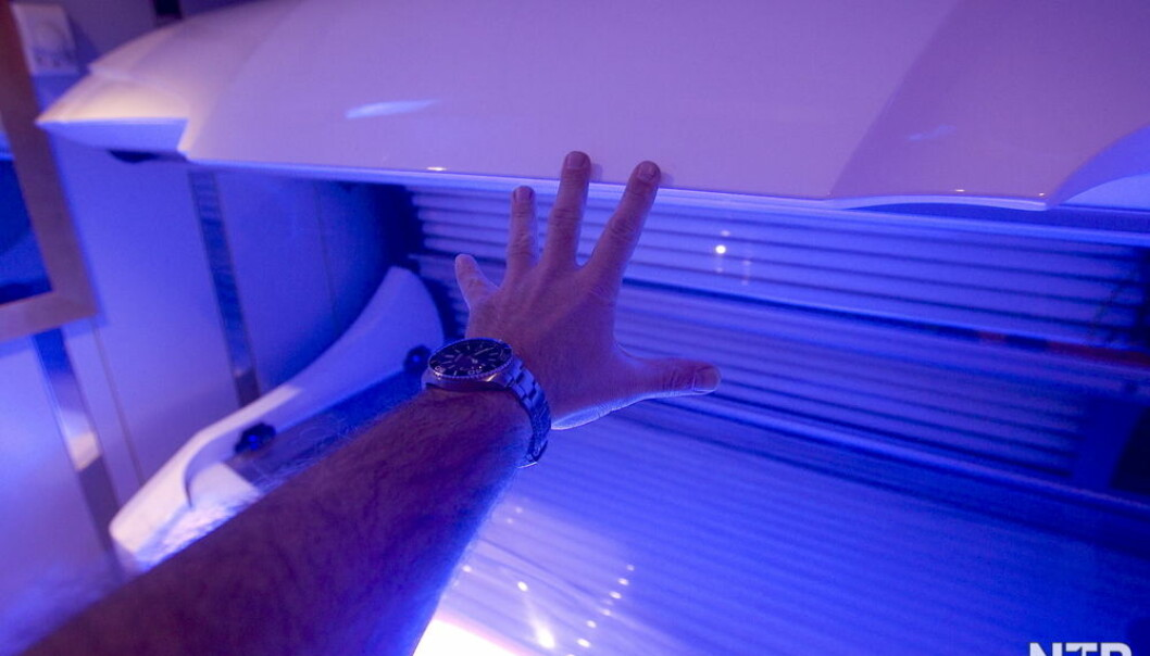 Kreftforeningen tror et forbud mot reklame for solarium kan få ned tilfellene av hudkreft.