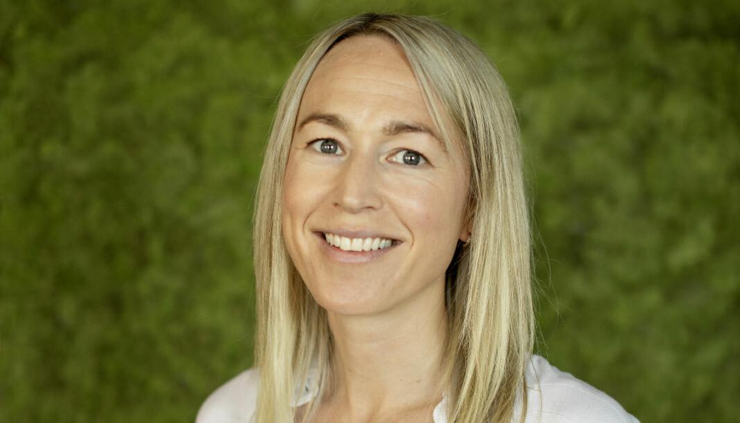 Marie Launes forlet Maritime CleanTech til fordel for Eidesvik.