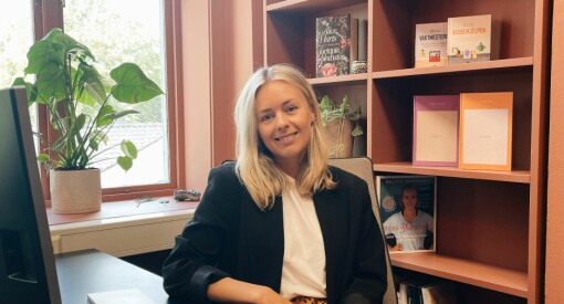 Trude er PR- og kommunikasjonssjef i Strawberry Publishing: – Jeg liker best å tenke muligheter fremfor utfordringer