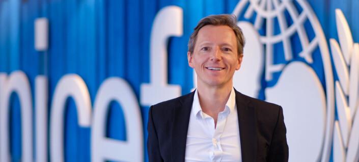 Unicef vurderer å satse på TikTok og YouTube