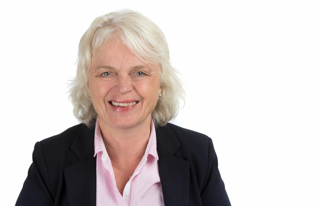 Nåværende kommunikasjonsdirektør Jorunn Voll, fortsetter som en del av kommunikasjonsstaben som seniorrådgiver.