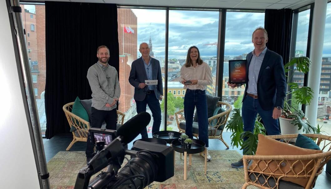 Juryen hedrer Tolletaten: – Det skal godt gjøres å ikke ha fått med seg TV-serien «Toll»