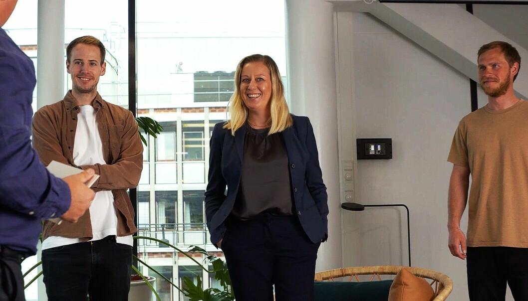 – Det er hyggelig å få et bevis på at en karriere i McDonald's lenge har vært undervurdert, og at å snakke om våre ansatte kan være interessant for flere enn de som jobber her, sier Mari Huseby i McDonalds Norge.