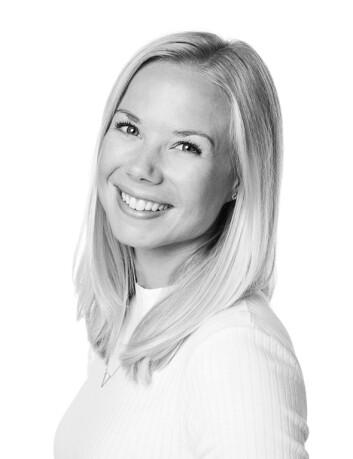 Maria Madsen er spent om vinnerbidraget til Placht og Maaneskiold stikker av med seieren i Young Lion Print.