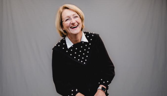 Kommunikasjonssjef i COWI, May Kristin Haugen.