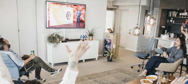Nucleus er Årets byrå i Norden