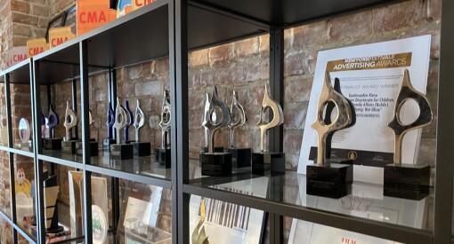 Flere norske gull i Sabre Awards