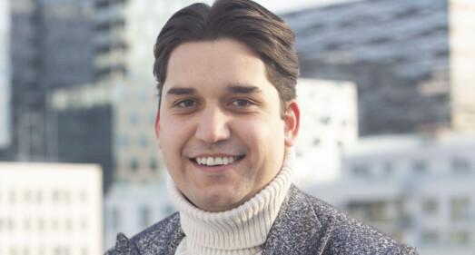 Andreas Aguilera Myrvold er ny digital redaktør i N365