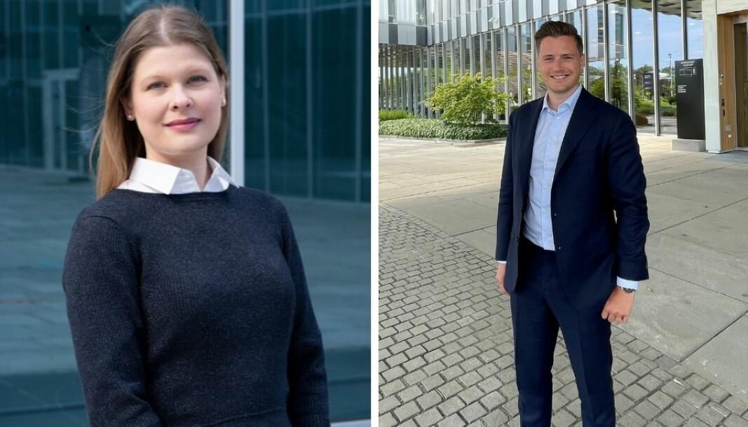 Maria Lanza Knudsen går fra Aker Energy til Aker Offshore Wind. Samtidig styrker Aker Horizons kommunikasjonsteamet og henter Mathias Reierth fra Hafslund Eco.