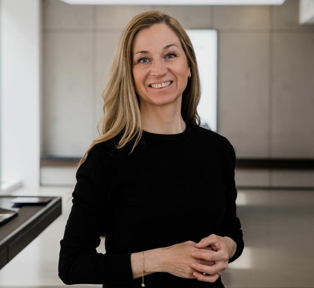 – Potensielle kjøpere vil bli tilbudt muligheten til å betale for bilen ved å bytte inn kunst de allerede eier, sier kommunikasjonssjef i Polestar, Kristin Fjeld.