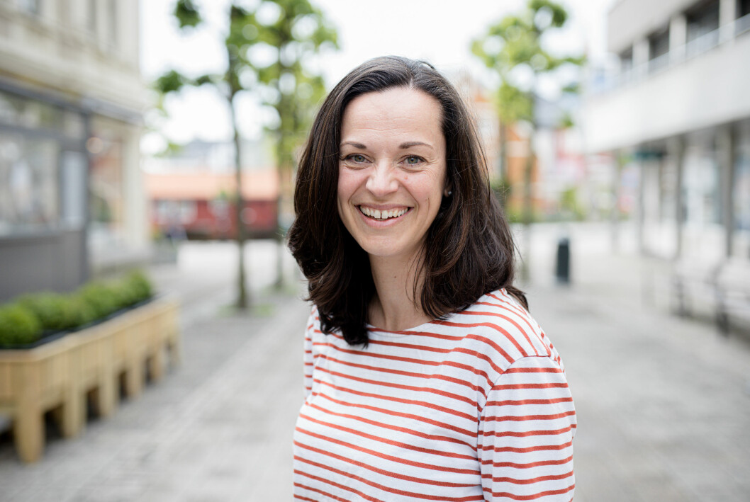 – Dette vil effektivisere og spare oss for mye tid, sier kommunikasjonsrådgiver i Arendal kommune, Camilla Havik Cole.