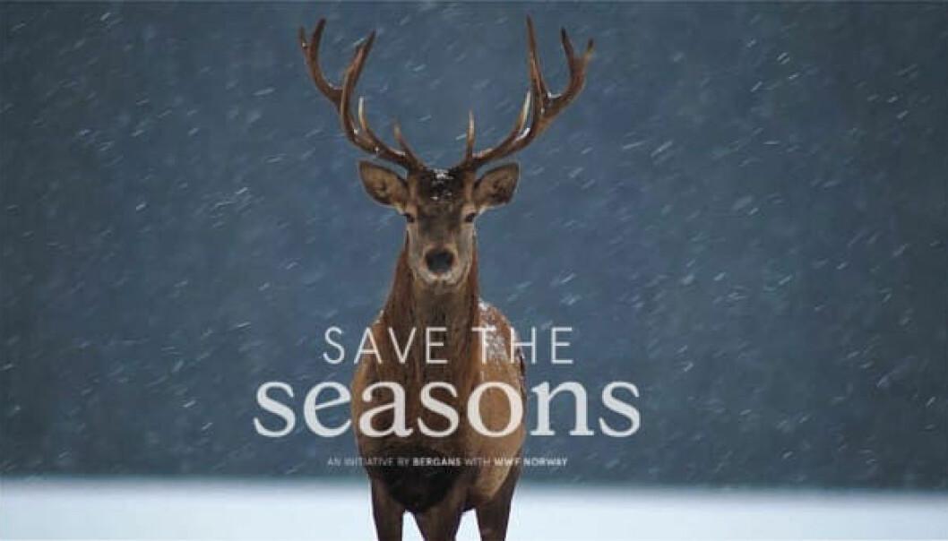 Bergans inviterer næringslivet til å bli med på deres klima-kampanje Save The Seasons.
