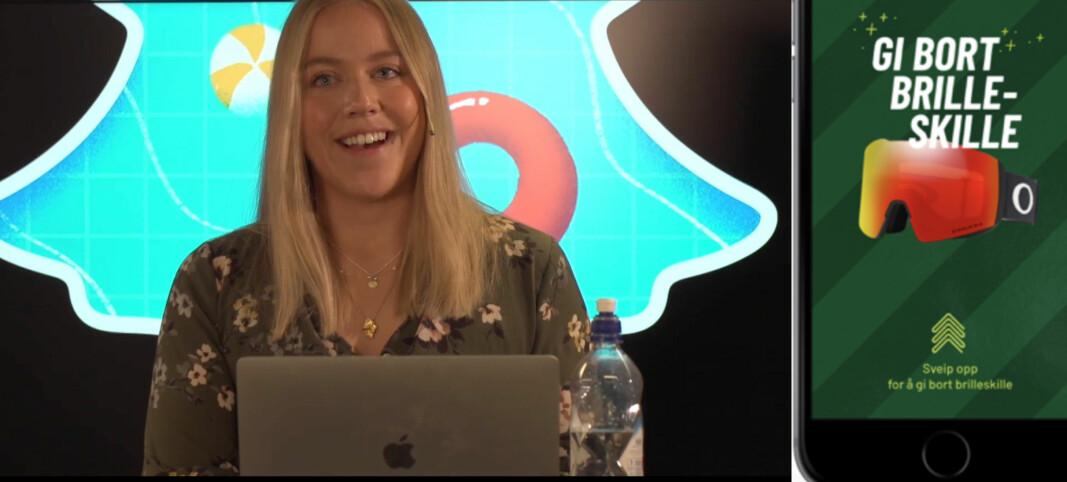 XXL satset og fikk 25 millioner visninger på deres første Snapchat-kampanje
