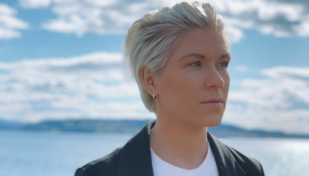 Siri Løkting(30) fra Hamar studerer bachelor i PR og kommunikasjon ved Høyskolen Kristiania.