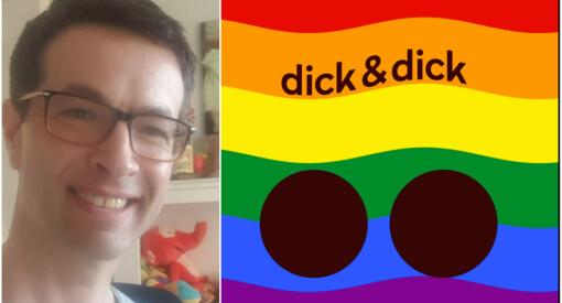 Frank & Dick med pengestøtte til Foreningen Fri