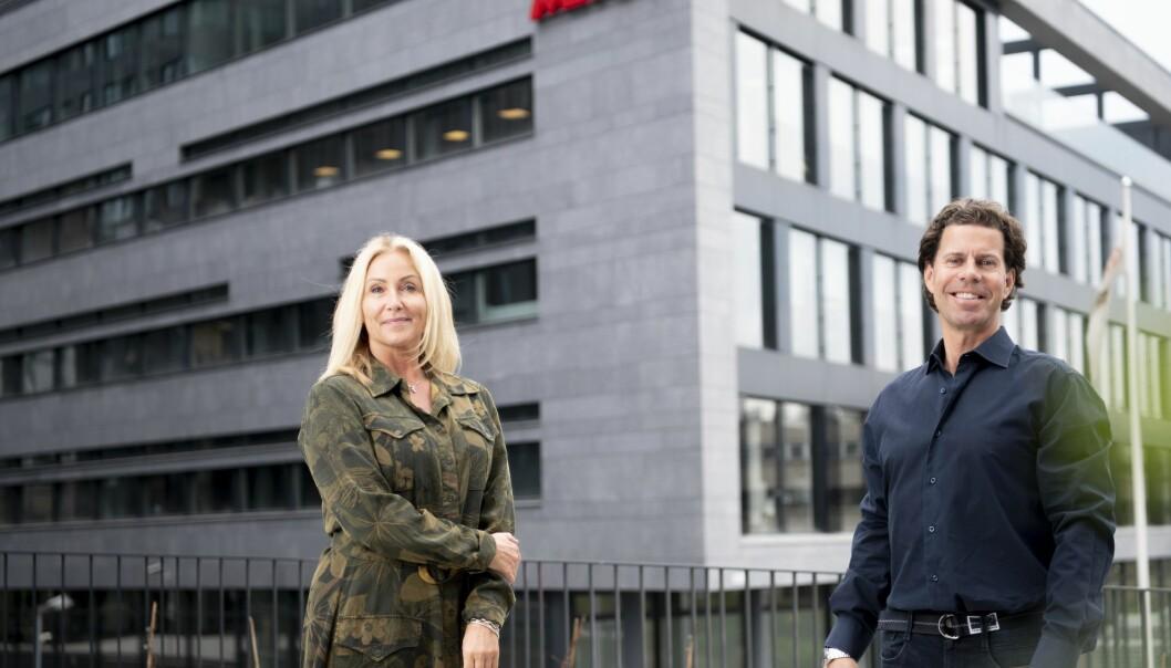Aksel Sørbye forlater Kreativt Forum - klar for Aller Media