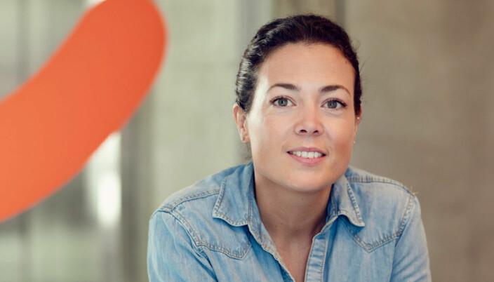 Vipps ble lansert i 2015. – Hele organisasjonen er med på å forvalte merkevaren vår, og vi jobber fra innsiden ut. Da blir markedsføringen også sterkere, forteller kommunikasjonssjef i Vipps, Hanne Kjærnes.