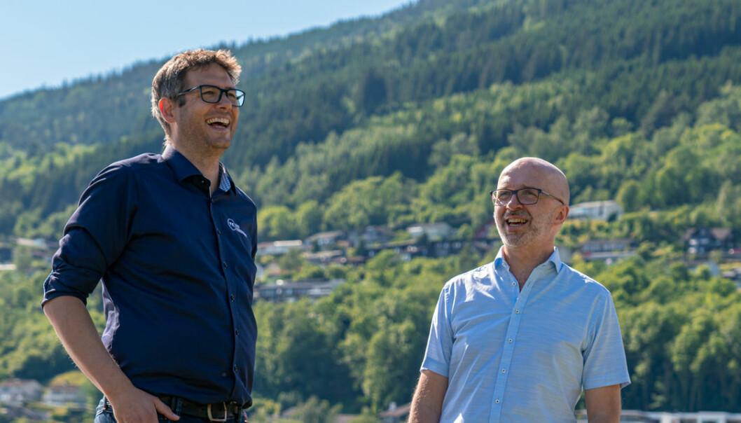Vil verta landets beste byrå på nynorsk