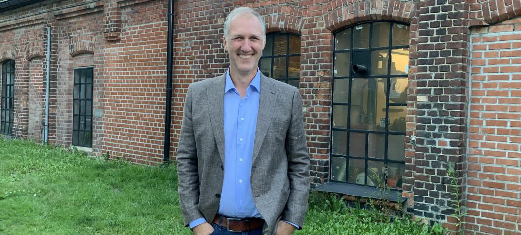 Erik Molland forlater TV 2 Hjelper deg og går til Gambit H+K