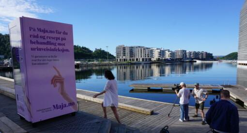 Maja.no tilbyr tørre truser til våte badegjester: – Fokuset på kvinnehelse har aldri vært så aktuelt som nå