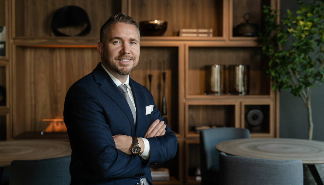 – Vi skal ikke inn i flere produkt- eller tjenestekategorier, men bare rett og slett rekruttere flere store og små kunder, sier Erling Løken Andersen i Omega Media.