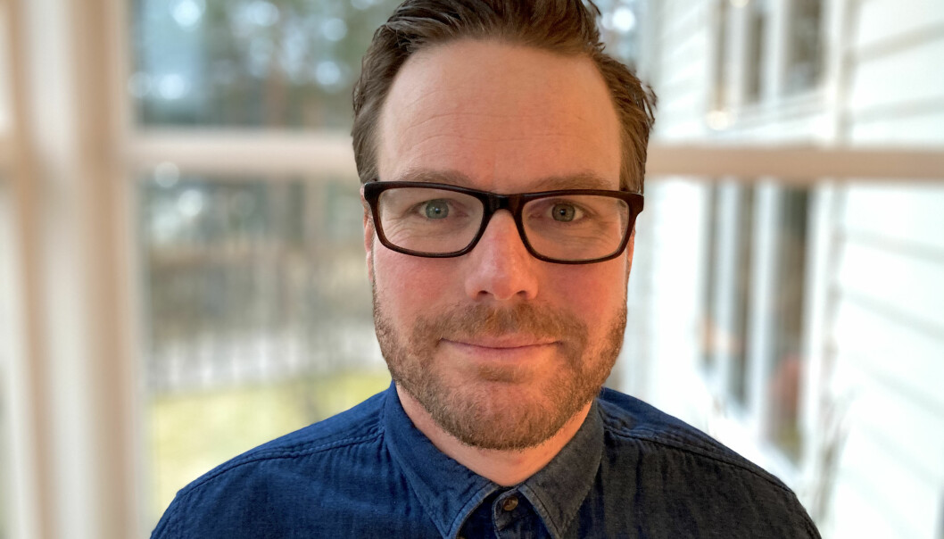 Jan Berthrand Danielsen, senior account director i Adform.