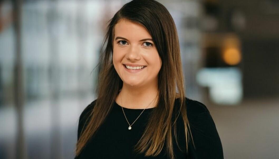 Emilie Berg Kaasin blir av The Drum trukket frem som er av verdens beste, unge markedsførere.