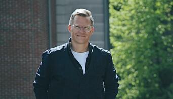 Lars Eia Kirkholm, byråleder i JCP PRAD.