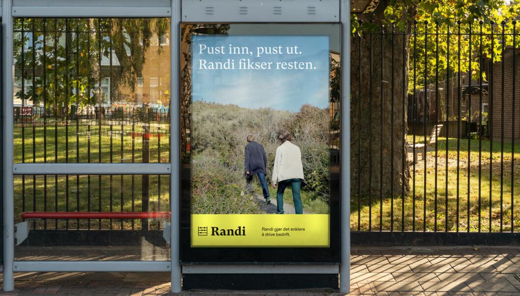 Bleed bidrar med merkevarestrategi, navn og design når Askeladden & Co lanserer Randi
