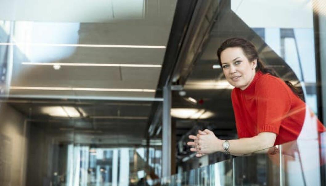 Camilla S. Gramstad, bærekraftsjef i Elkjøp Nordic