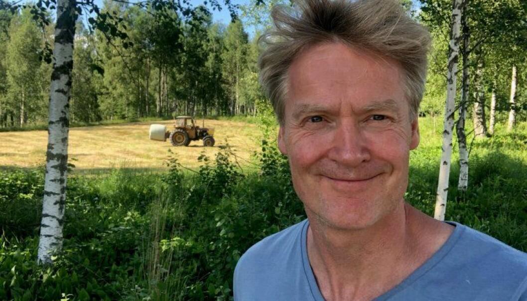 Robert Rønning er Landbruksdirektoratets nye kommunikasjonsdirektør.