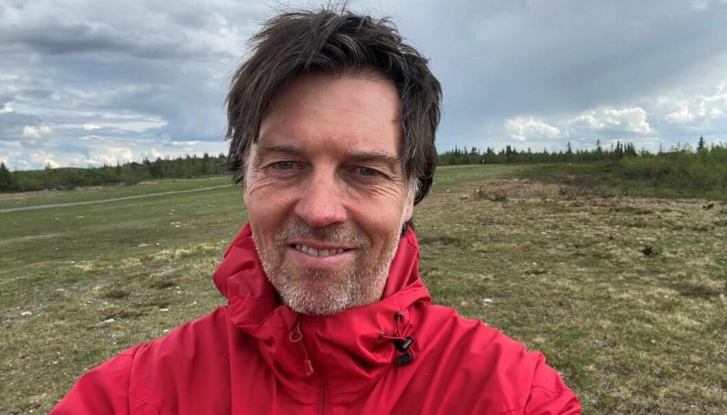 Terje Elvsaas er fungerende kommunikasjonssjef i Rambøll.
