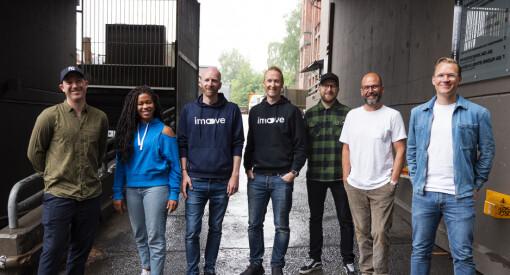 JCP PRAD skal hjelpe det norske teknologiselskapet imove