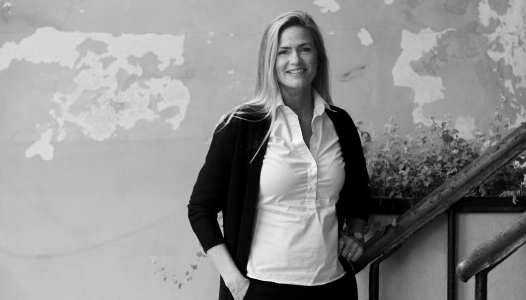 Mette Brekke-Hansen, daglig leder i Fete Typer er fornøyd med 2020, trass i at de i praksis gikk i 0.