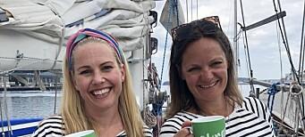 Reiser sjøveien for å promotere sommerkampanje