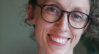 Anita er ny kommunikasjonsrådgjevar i Mållaget