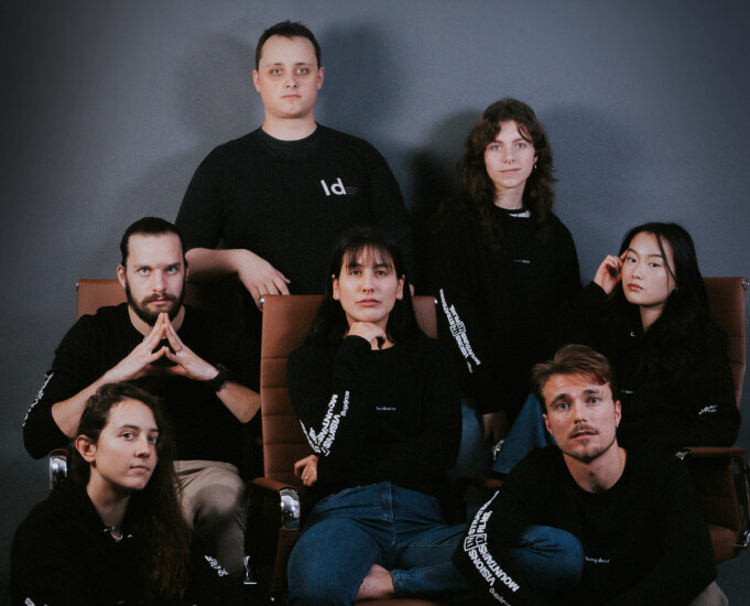 I dag består LD Studio av syv ansatte.