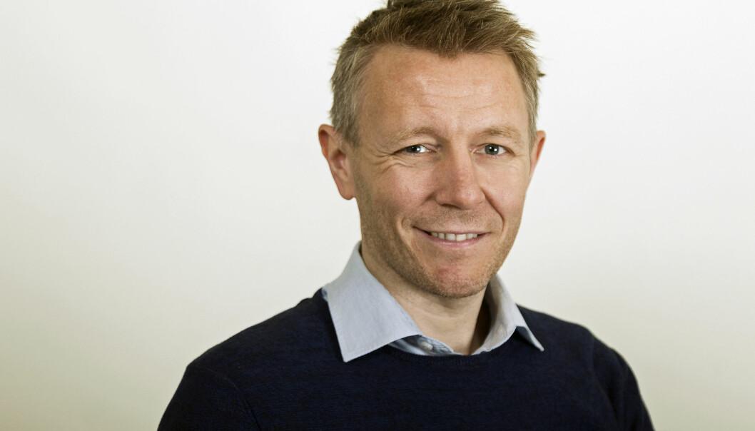 Espen Ingvar Leirset, universitetslektor Fakultet for samfunnsvitenskap.